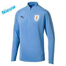 Uruguay Training top blauw (752588-01)