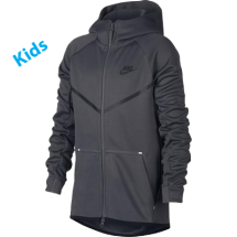 Nike Tech Fleece windrunner jack grijs (AR4018-021)