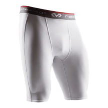 Mc David compressie broek wit (8100R-wit)