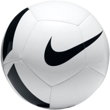 Nike pitch voetbal wit (SC3166-100)