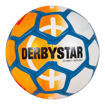 Derbystar street soccer ball wit (287957-3200)