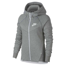 Nike tech fleece dames vest grijs (930759-063)