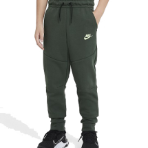 Nike Tech Fleece broek groen JR (CU9213-337)