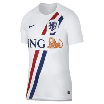 nike Knvb trainingsshirt wit (893362-101)