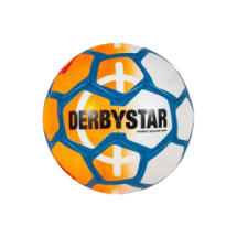 Derbystar mini voetbal wit (700785-3200)
