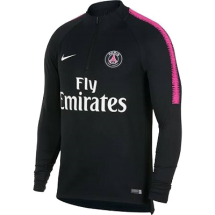 nike psg trainingstop junior (894397-011)