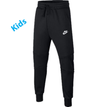 Nike tech fleece joggingbroek zwart (AR4019-010)