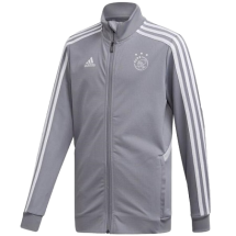 Adidas ajax trainings jack grijs (CL9867)