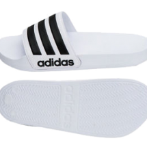 Adidas slippers wit (AQ1702)