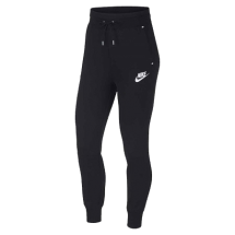 Nike tech fleece dames broek zwart (931828-011)