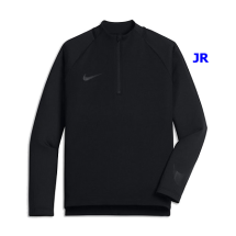 Nike squad training top zwart (859292-013)